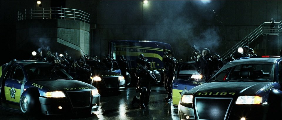 "Car Transport Companies >> IMCDb.org: 2002 Audi A6 C5 [Typ 4B] in ""I, Robot, 2004"""