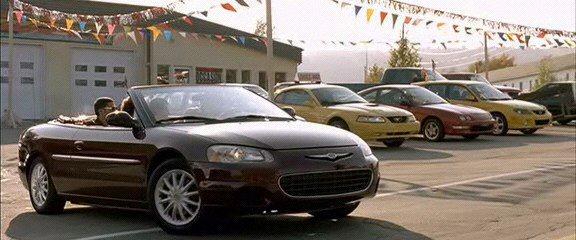 I on 2004 Chrysler Sebring Lx