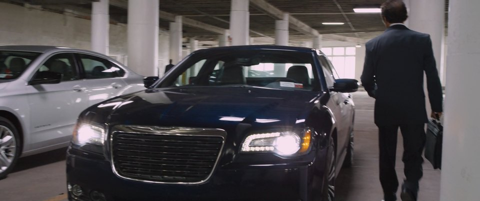 2012 Chrysler 300 SRT-8 [LX]