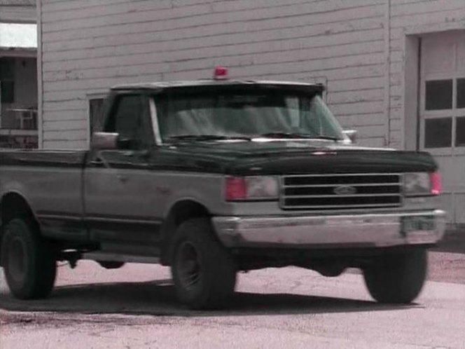 1989 Ford F-Series