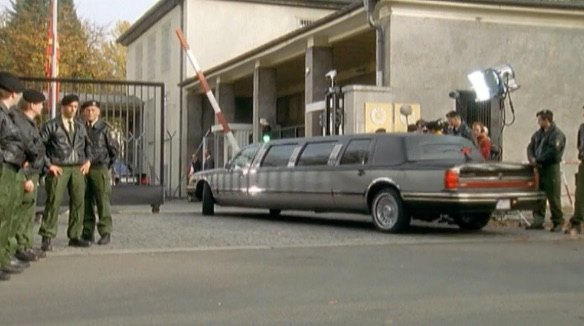 1991 Lincoln Town Car Stretched Limousine