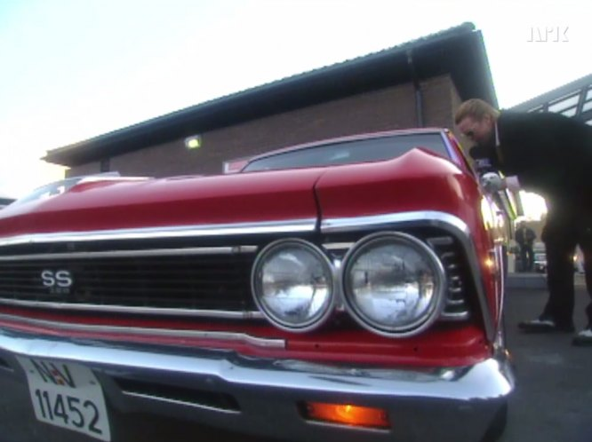 1966 Chevrolet Chevelle SS Sport Coupe