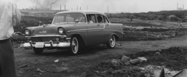1956 Chevrolet Bel Air 4-Door Sedan [2403]