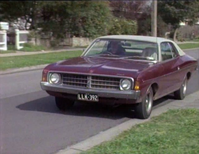 1973 Chrysler Valiant Regal Hardtop [VJ]