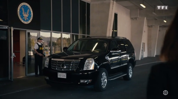 2007 Cadillac Escalade [GMT926]