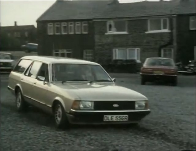 1978 Ford Granada Estate Ghia MkII