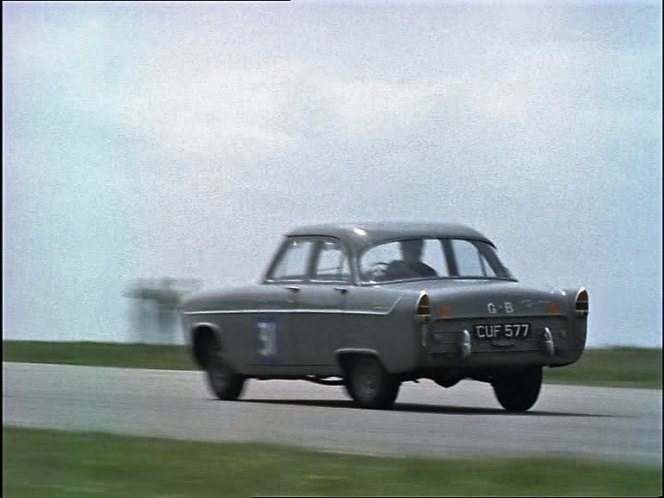 1958 Ford Zephyr MkII [206E]
