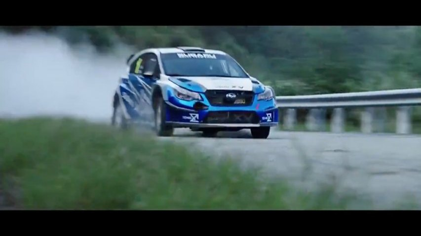 2016 Subaru XV China Rally Championship [GP]