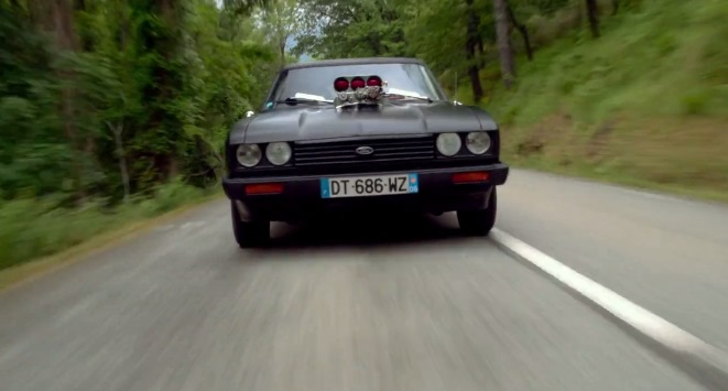 1983 Ford Capri 2.8 Injection MkIII