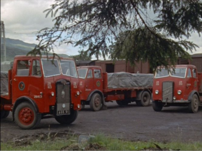 1945 Dennis Max British Road Services