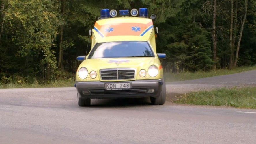 1999 Mercedes-Benz E 280 Ambulans Euro-Lans [W210]
