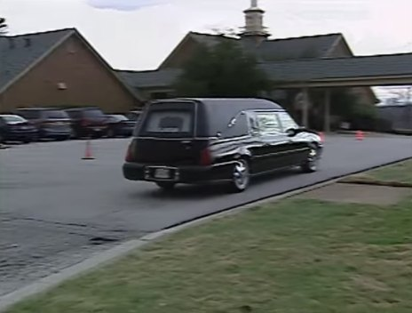 2000 Cadillac DeVille Funeral Coach