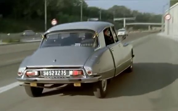 1972 Citroën DS 20 Pallas