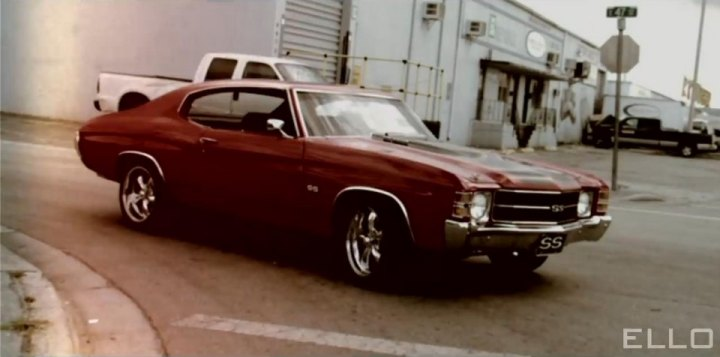 Chevrolet Chevelle SS Sport Coupe