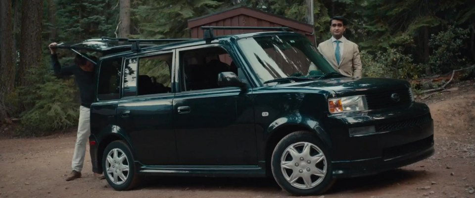 IMCDb.org: 2004 Scion xB [NCP31] in Never Back Down, 2008