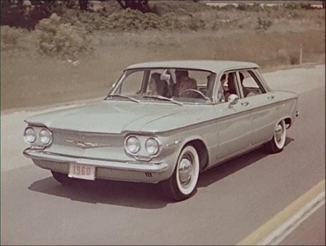 1960 Chevrolet Corvair 700 [769]