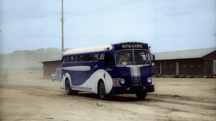 1937 Yellow Coach 743