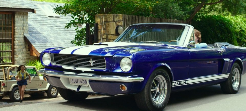 1965 Ford Mustang Shelby GT 350 Replica