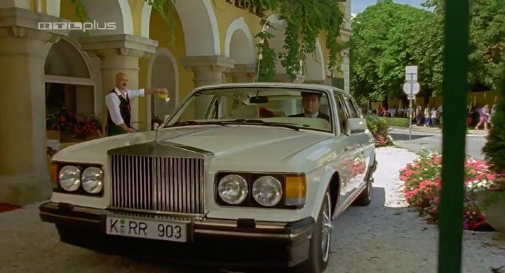 1989 Bentley Eight with Rolls-Royce grille