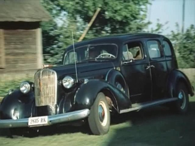 1936 Buick unknown