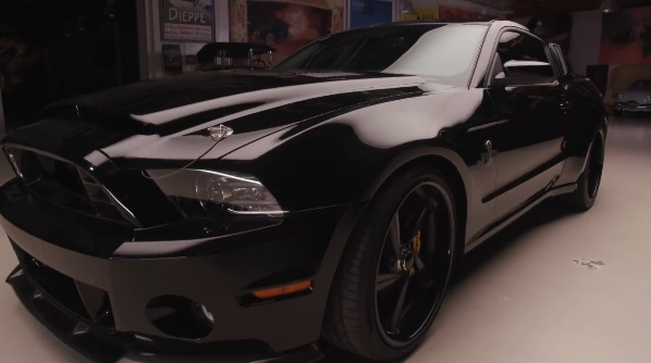 2014 Ford Shelby GT 500 Super Snake owned by Jim Caviezel [S197]