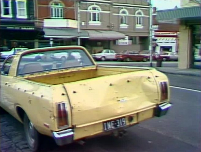 1974 Chrysler Valiant Utility [VJ]