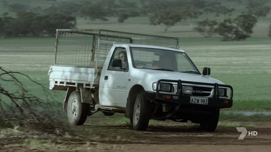 1998 Holden Rodeo [R9]
