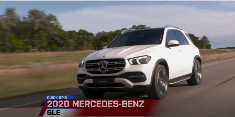 2020 Mercedes-Benz GLE [W167]