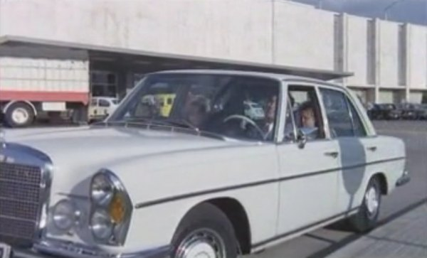 1968 Mercedes-Benz Automatic [W108]