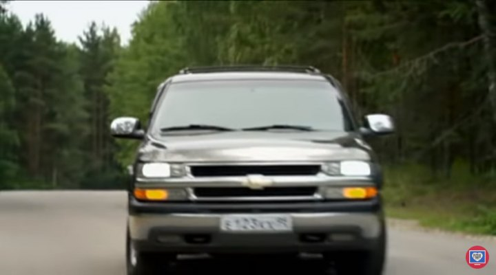 2000 Chevrolet Tahoe [GMT820]
