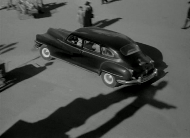 1946 Chrysler Crown Imperial 8-Passenger [C-40]