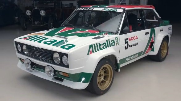 1978 Fiat-Abarth 131 Rally Series I [131AR]