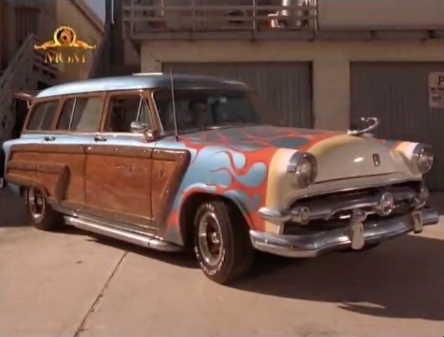 1954 Ford Crestline Country Squire Station Wagon [79C]