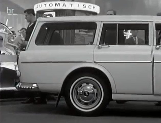 1965 Volvo 122 S Kombi 'Amazon' [P220]