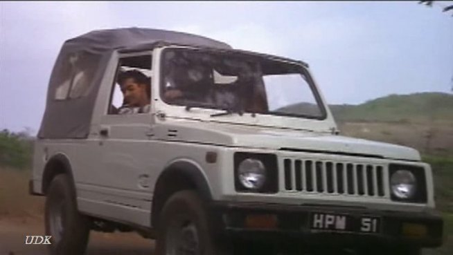 1985 Maruti Gypsy [MG410]