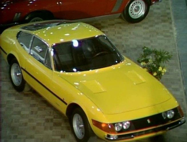 Imcdb Org  1969 Ferrari 365 Gtb  4  U0026 39 Daytona U0026 39  In  U0026quot Iaa 1969