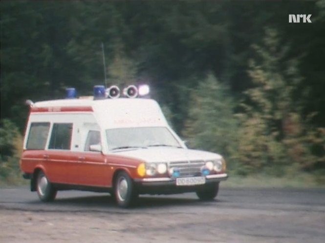 1982 Mercedes-Benz 250 Ambulanse VBK Rescueline 2500 [VF123]