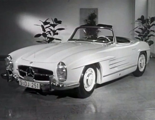 1957 Mercedes-Benz 300 SL Roadster [W198 II]