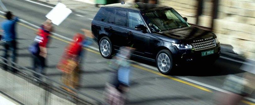 2013 Land-Rover Range Rover Vogue Series IV [L405]