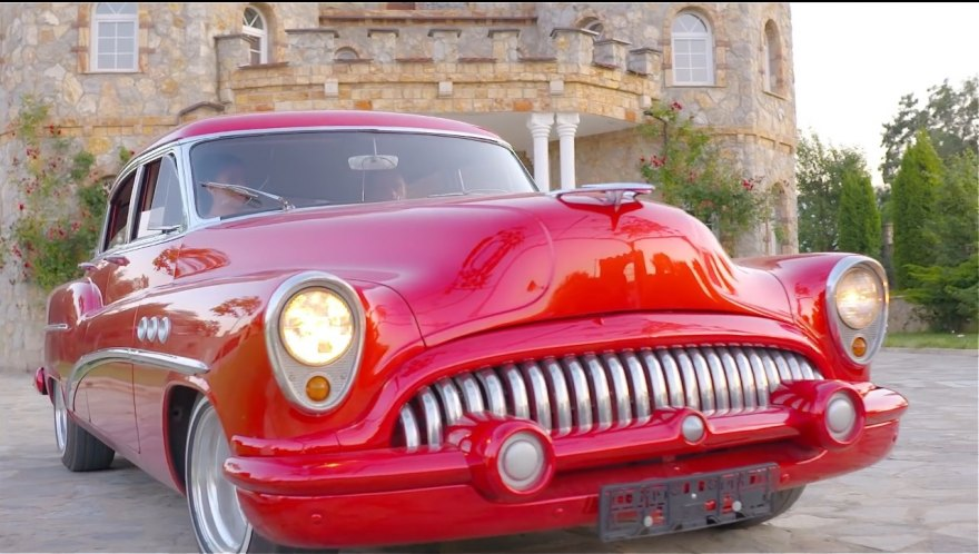1953 Buick unknown
