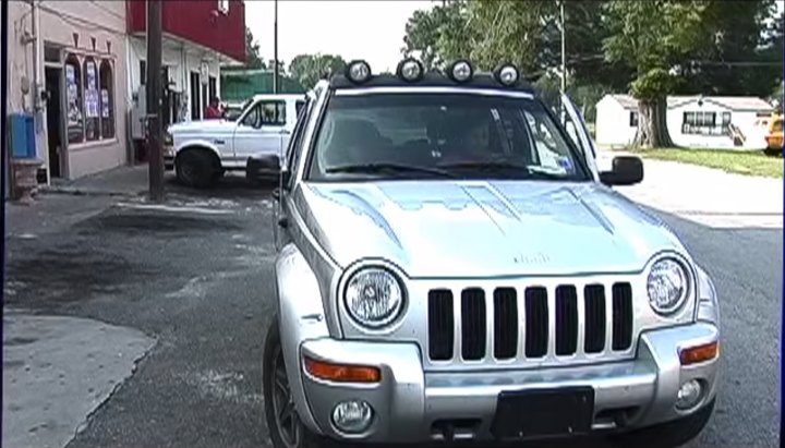 2003 Jeep Liberty Renegade [KJ]