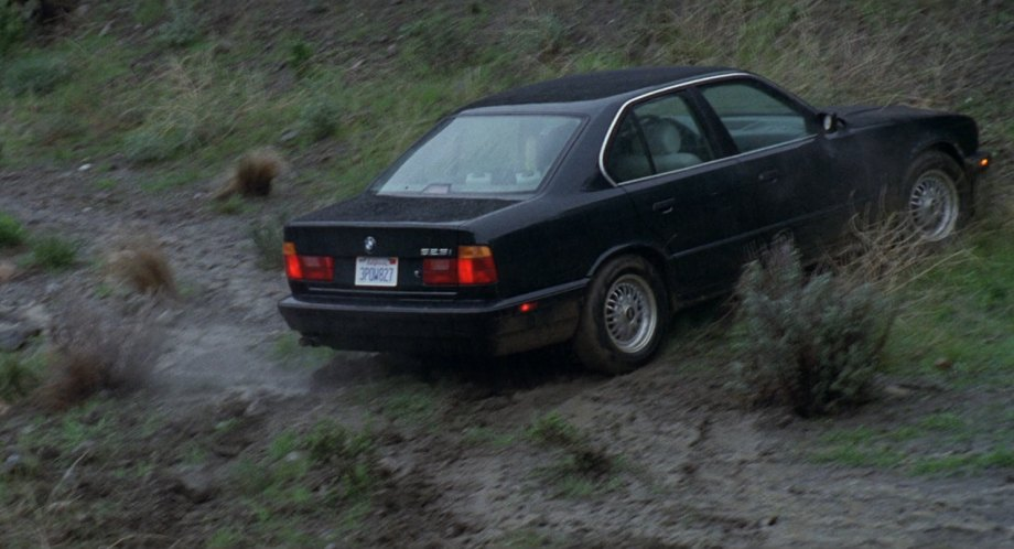 Imcdb Org 1995 Bmw 525i E34 In Quot The Net 1995 Quot