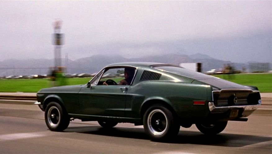 1968 Ford Mustang 390 GT 2+2 Fastback