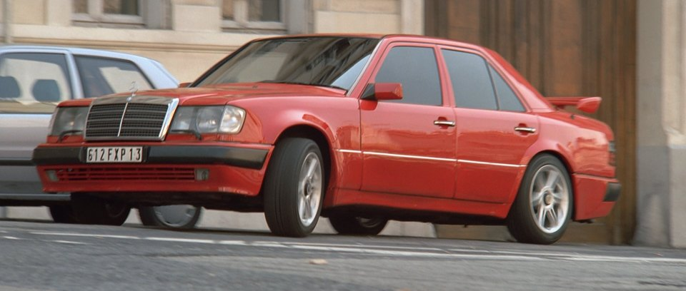 1992 mercedes benz 500 e w124 in taxi 1998. Black Bedroom Furniture Sets. Home Design Ideas