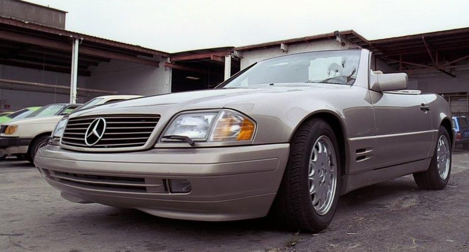 Imcdb Org 1996 Mercedes Benz Sl 500 R129 In Quot Liar Liar
