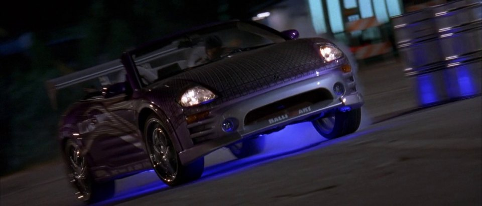 "2003 Mitsubishi Eclipse Gts >> IMCDb.org: 2003 Mitsubishi Eclipse Spyder GTS 3G in ""2 Fast 2 Furious, 2003"""
