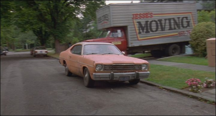 1974 plymouth duster in happy gilmore 1996. Black Bedroom Furniture Sets. Home Design Ideas
