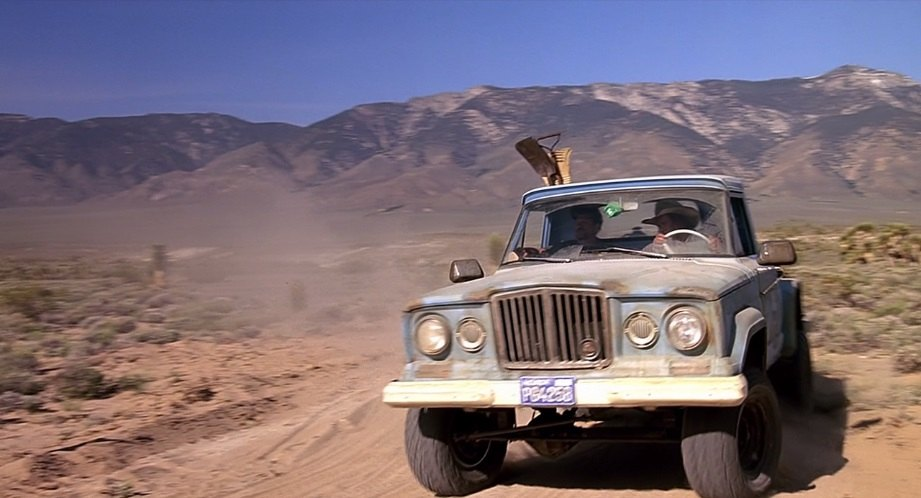 Image Gallery Tremors Jeep