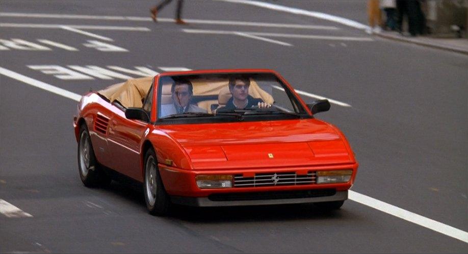 Imcdb Org 1989 Ferrari Mondial T Cabriolet In Quot Scent Of A