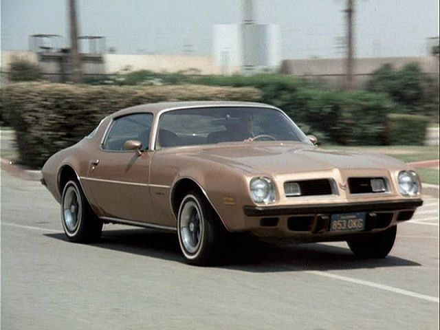 1974 Firebird Esprit for Sale http://imcdb.org/vehicle_3345-Pontiac-Firebird-1975.html